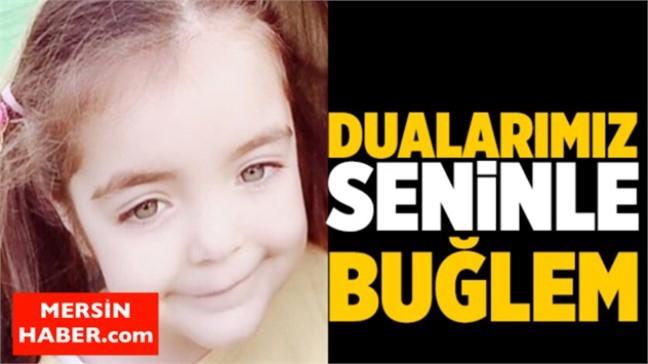 Mersin Tarsus Yenimahalle'de Meydana Gelen Trafik Kazasında Öykü Buğlem Güngör İsimli Çocuk Ağır Yaralandı