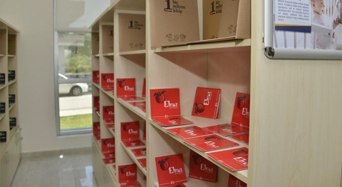 Yenişehir'de Bebek Kütüphanesi Açıldı