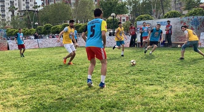 Mersin, Red Bull Neymar Jr's Five 2020 Futbol Turnuvası'na Ev Sahipliği Yapacak