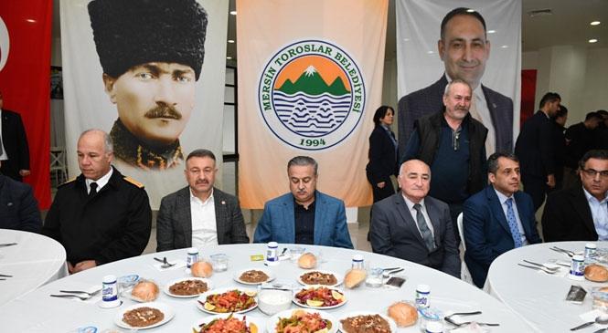 Vali Su, Şehit Emrah Şahin'in Mevlid-i Şerif'ine Katıldı