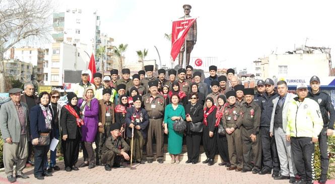 Kuvayi Milliyeciler 69. Yılını Kutladı