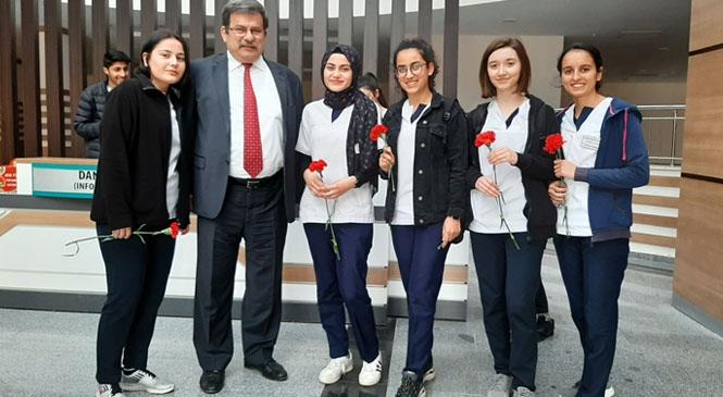 Anamur Belediyesi Emekçi Kadınları Unutmadı