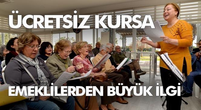 Mersin Emekli Evi'nden Türk Sanat Müziği Nağmeleri Yükseliyor! Ücretsiz Verilen Türk Sanat Müziği Kursu Sonunda, Emekliler Konser Verecek