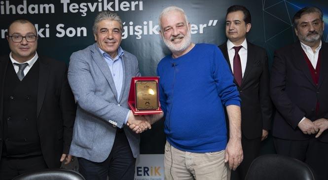 """Mersin Büyükşehir Belediyesi Genel Sekreter V. Olcay Tok: """"Öğrencilerimize Kariyer Yolculuklarında Destek Sunuyoruz"""""""