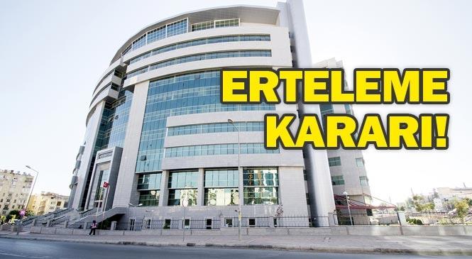 """Mersin Adalet Komisyonu Tarafından Duyuru: """"Keşif ve Duruşmalar 31 Mart'ta Kadar Ertelendi"""""""