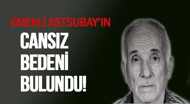 Mehmet Danyal Gülcan İsimli Emekli Astsubay, Kendine Ait Bozyazı'daki Muz Serasında Ölü Bulundu