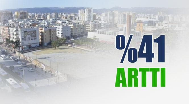 Türkiye'de 2020 Şubat Ayında 118 Bin 753 Konut Satıldı! Mersin'de Satışlar Yüzde 41 Arttı
