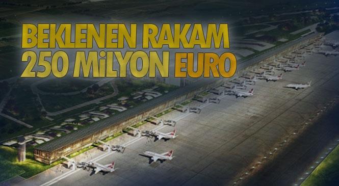 Toplam Yatırım Tutarı 250 Milyon Euro'ya Ulaşması Bekleniyor! Çukurova Havalimanı İhalesinin Kazananı Belli Oldu