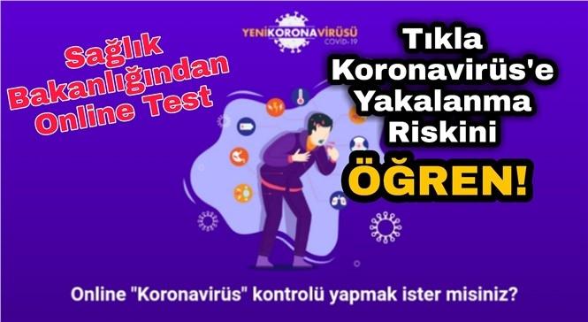 Sağlık Bakanlığından Koronavirüs Sorgulama Sitesi