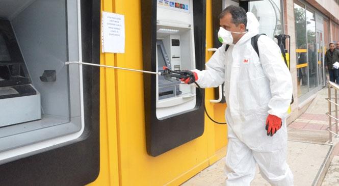 Koronavirüs'e Karşı Mersin'de Kapsamlı Çalışmalar