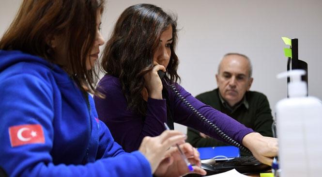 Mersin'de Oluşturulan Kriz Merkezi Kaygı Bozukluğuna Yönelik de Hizmet Veriyor
