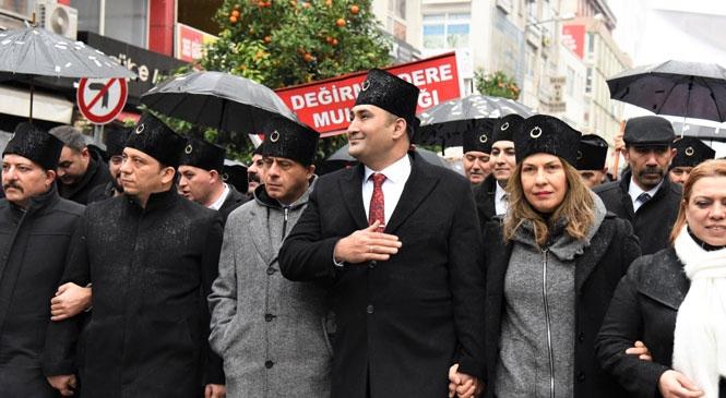"""Başkan Yılmaz: """"Nevruz; Yenigün, Yeni Bir Umuttur"""""""