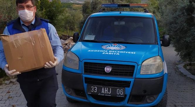 Akdeniz'de Vefa Sosyal Destek Grubu İlk Çalışmalarına Başladı