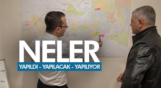Mersin Büyükşehir Belediyesinden Basın Açıklaması: Koronavirüs Sürecinde Neler Yapıldı, Neler Yapılıyor