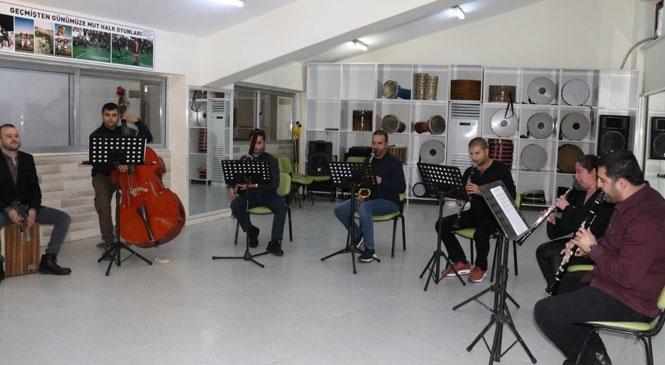 Koronavirüs Kültür - Sanata Engel Değil! Mini Konserler, Büyükşehir'in Sosyal Medya Hesaplarından Devam Edecek