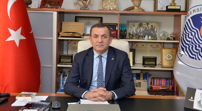 """Yenişehir Belediye Başkanı Ecz. Abdullah Özyiğit Covid-19 Tedbirleri Sürecinde Vatandaşalara """"Evde Kal"""" Çağrısında Bulundu"""