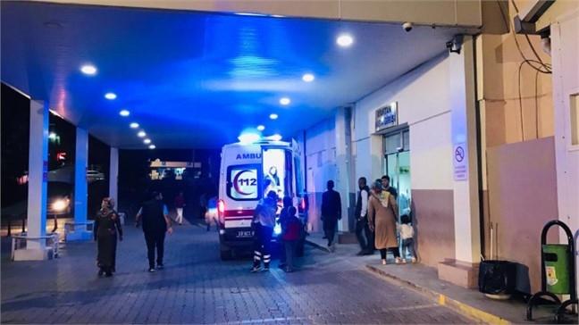 Mersin Tarsus Şahin Mahallesinde Boya Yapan 1 Kişi, Elektrik Akımına Kapılarak Ağır Yaralandı