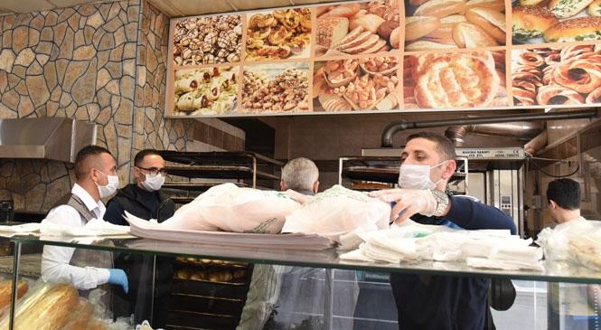 Toroslar'dan Ekmek Ambalajı Denetimi