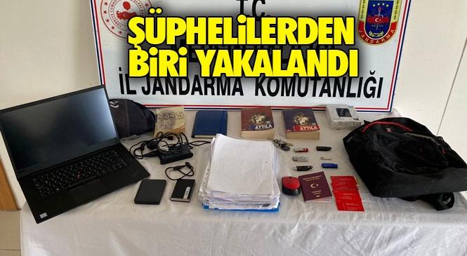 Mersin Tarsus Kütüklü Kırsal Mahallesinde Meydana Gelen Hırsızlık Olayının 2 Şüphelisinden Biri Yakalandı