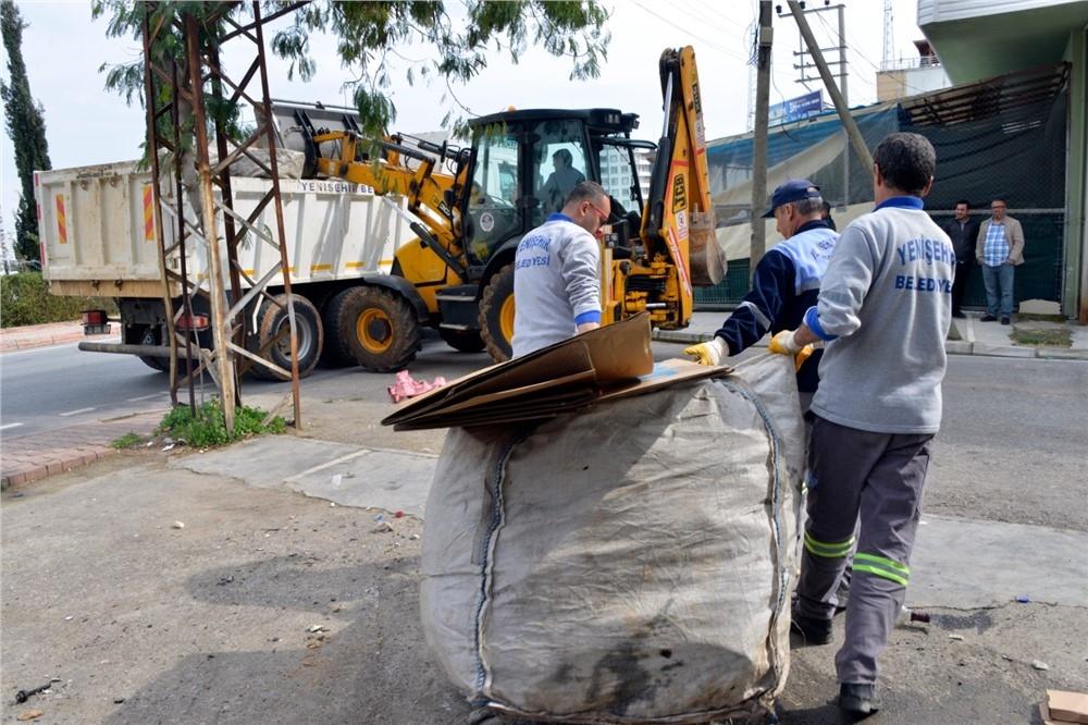 Mersin Yenişehir'de Halk Sağlığını Tehlikeye Atanlara Geçit
