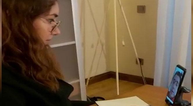 Mersin - Fransa Bir Telefon Kadar Yakın