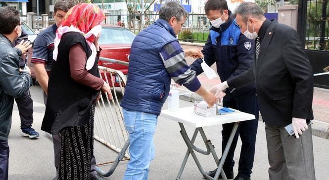 Akdeniz'de Koronavirüs İle Mücadele Aralıksız Sürüyor!