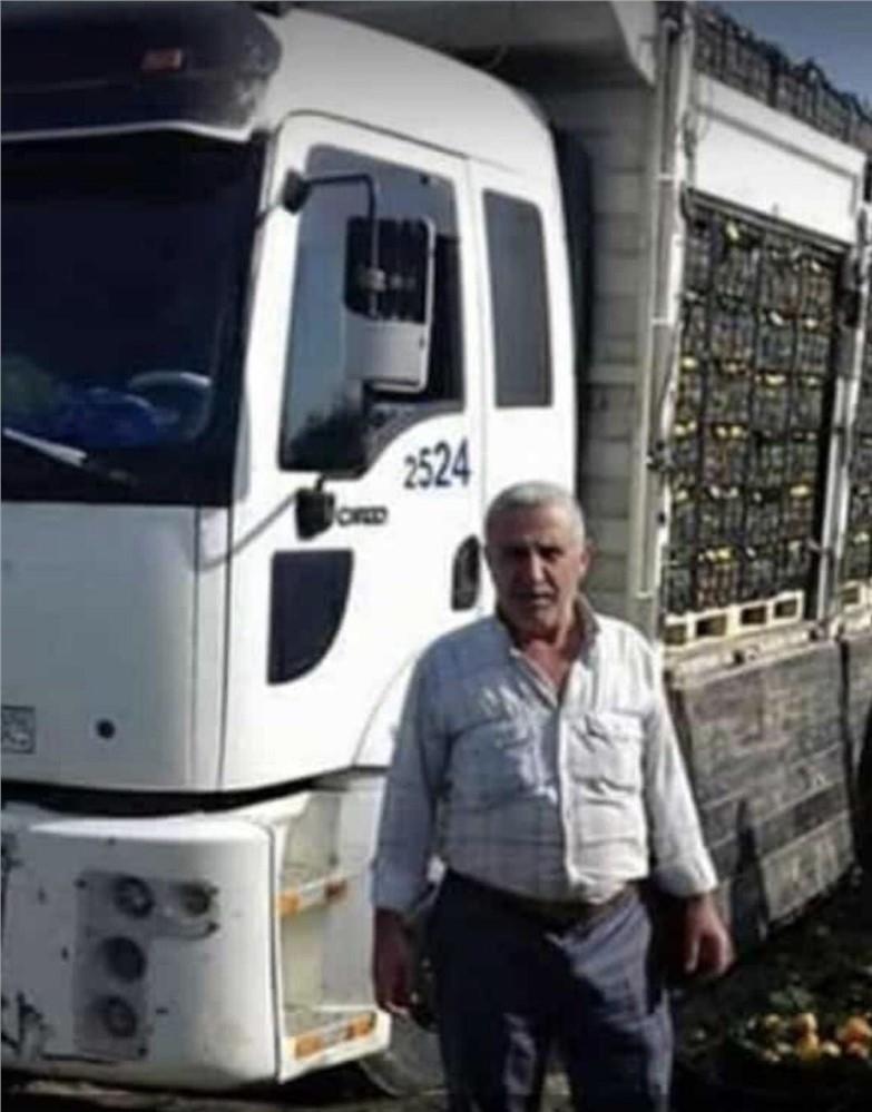 Mersinli Şoför Ankara Şereflikoçhisar'daki Kazada Hayatını K