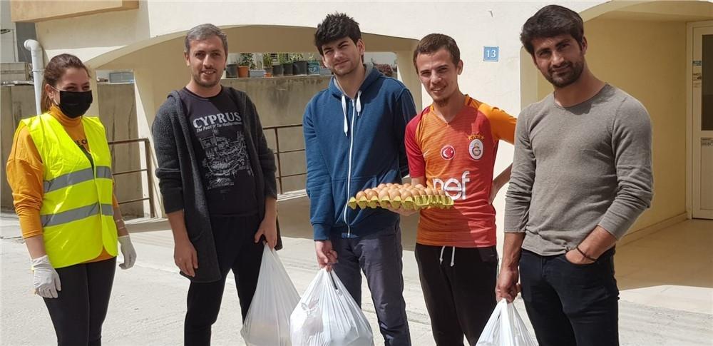 Mersin Tarsus'tan KKTC'ye Devlet Eli! Kıbrıs'taki Öğrenciler