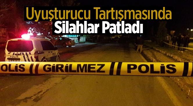 Mersin Tarsus'ta Uyuşturucu Kavgasında 1 Kişi Yaralandı