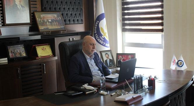 Borsalar Konsey Toplantısında Koronavirüsün Reel Sektöre ve Tarıma Etkileri Değerlendirildi