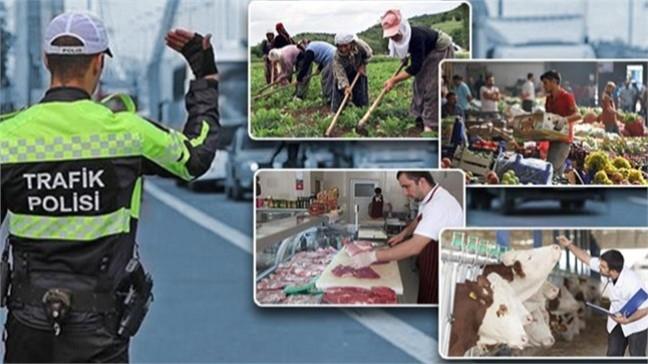 Tarım ve Hayvancılık Faaliyetlerinde Bulunanlar Sokağa Çıkma Yasağından Muaf Tutulacak