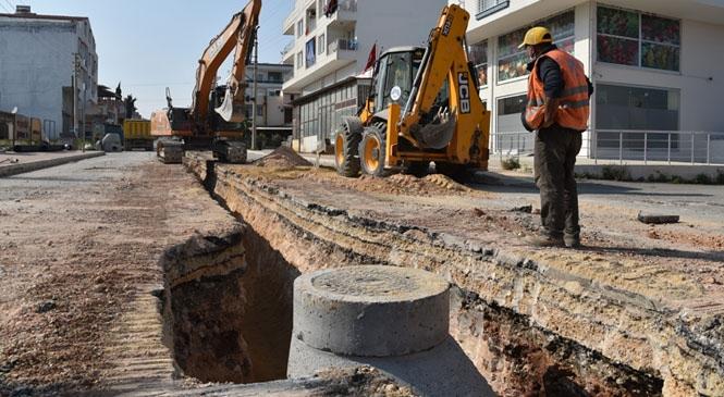 Kuyuluk'un Kanalizasyon Sorunu Çözülüyor! Kuyuluk Bölgesi, Kanalizasyona Kavuşuyor