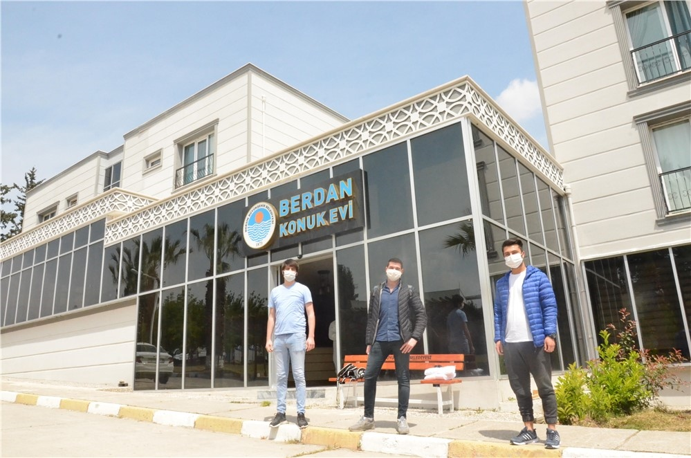 Mersin Büyükşehir Belediyesi Sağlıkçılar, Tarsus'ta Tahsis E