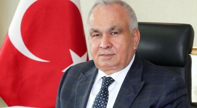 """Erdemli Belediye Başkanı Mükerrem Tollu'dan """"Ramazan"""" Mesajı"""