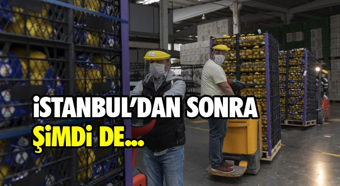 """İstanbul'un Ardından Ankara Büyükşehir de Mersin Limonu Alacak! Başkan Seçer: """"Hem Üreticiye, Hem Tüketiciye Fayda Sağlamak İstiyoruz"""""""