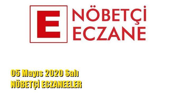 Mersin Nöbetçi Eczaneler 05 Mayıs 2020 Salı