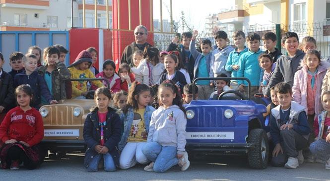 Başkan Tollu'dan Trafik Haftası Mesajı