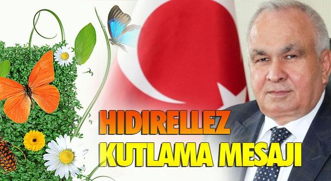 Bahar ve Bereketin Bayramı Hıdırellez'in Gelişi Sebebiyle Erdemli Belediye Başkanı Mükerrem Tollu Bir Kutlama Mesajı Yayımladı