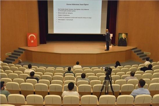 Yenişehir'de Hizmet İçi Eğitimler Devam Ediyor