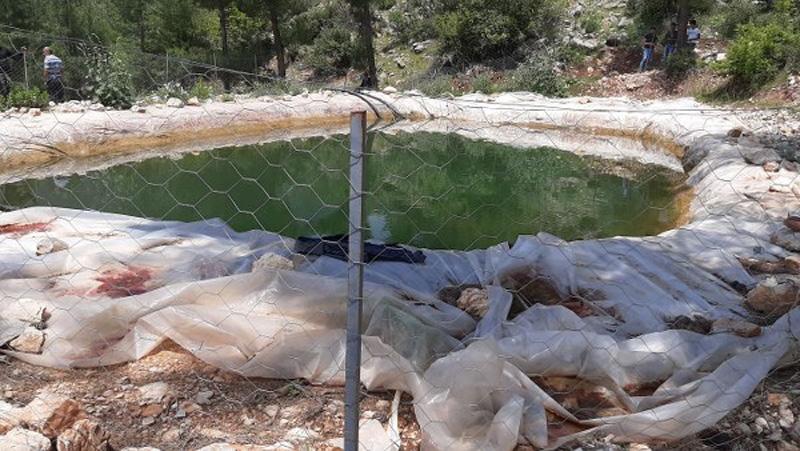 Mersin'in Bozyazı İlçesi Kömürler Mahallesinde Dengesini Kaybedip Sulama Havuzuna Düştüğü İddia Edilen Yaşlı Adam Hayatını Kaybetti