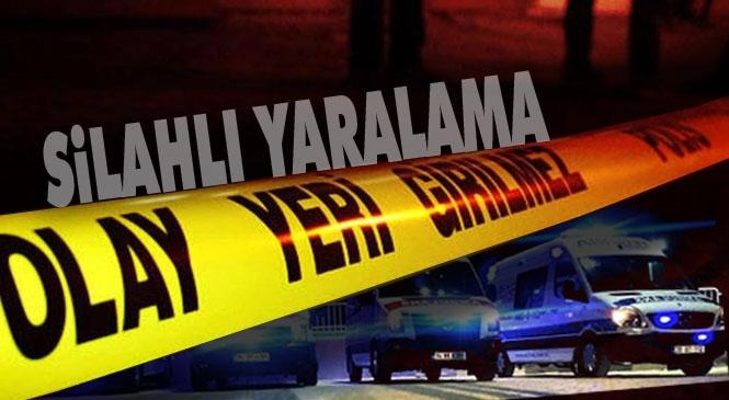 Mersin Bozyazı Ustalar Mahallesinden Bir Adam, Kızının Erkek Arkadaşını Vurdu