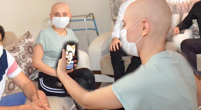 Hayatının Baharında Ağır Hastalıklarla Mücadele Eden Tarsuslu Ayyüce'ye, Büyükşehir'den 19 Mayıs Sürprizi