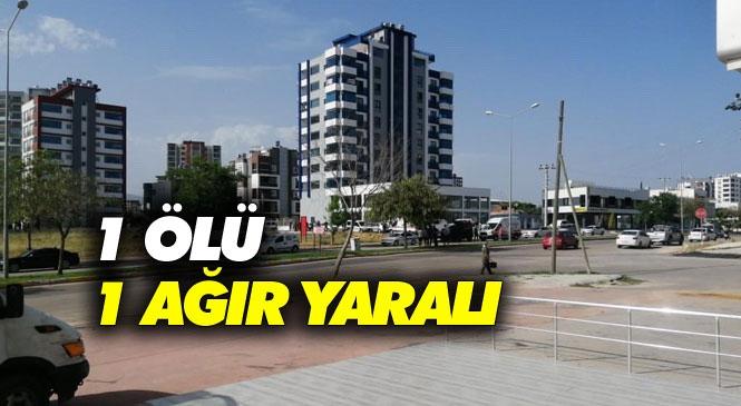 Mersin Yenişehir Akkent Mahallesi 13. Caddede Meydana Gelen Silahlı Kavgada Rıdvan Y. İsimli Bir Kişi Öldü 1 Kişi Yaralandı