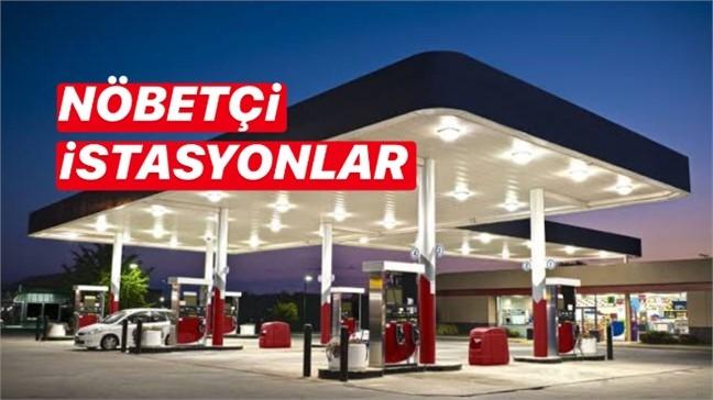 Nöbetçi İstasyonlar! Mersin'de Açık Olacak Akaryakıt İstasyonları Açıklandı