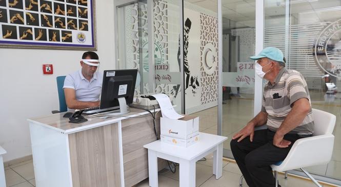 Erdemli Belediyesi Vatandaşların Takdirini Topluyor