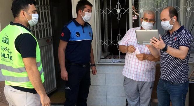 Akdeniz'de 65 Yaş ve Üstü Vatandaşlara Emlak Vergisi Ödeme Kolaylığı