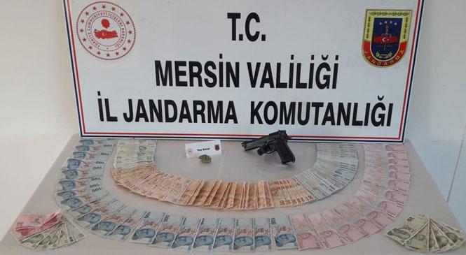 Tarsus'ta Jandarmadan Uyuşturucu Madde İmal ve Ticareti Yapanlara Yönelik Operasyon