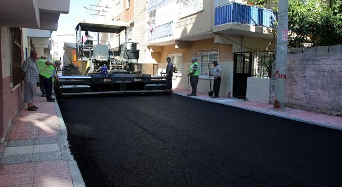 Akdeniz Belediyesi, Mahallelerin Çehresini Değiştiriyor