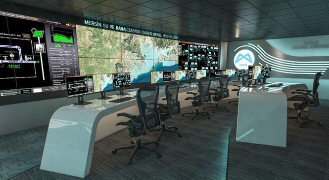 MESKİ, Altyapı Sistemlerini Yüksek Teknolojiyle Takip Ediyor