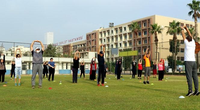 Sağlıklı Bir Gelecek ve Zinde Bir Hayat İçin Haydi Sabah Sporuna!